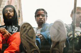 A$AP Rocky о новых кроссовках AWGE X Under Armour SRLo
