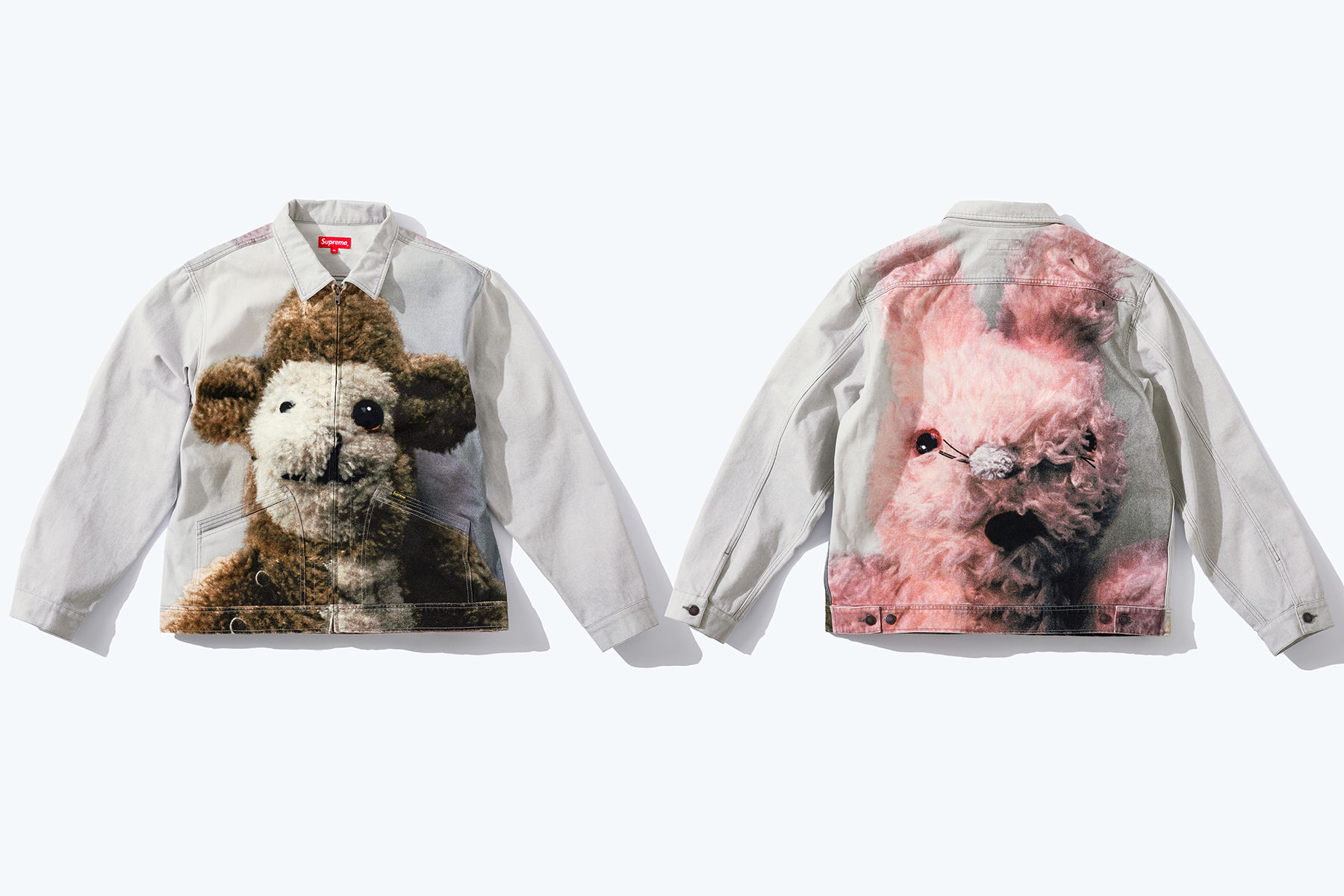 Supreme x Mike Kelley Collection
