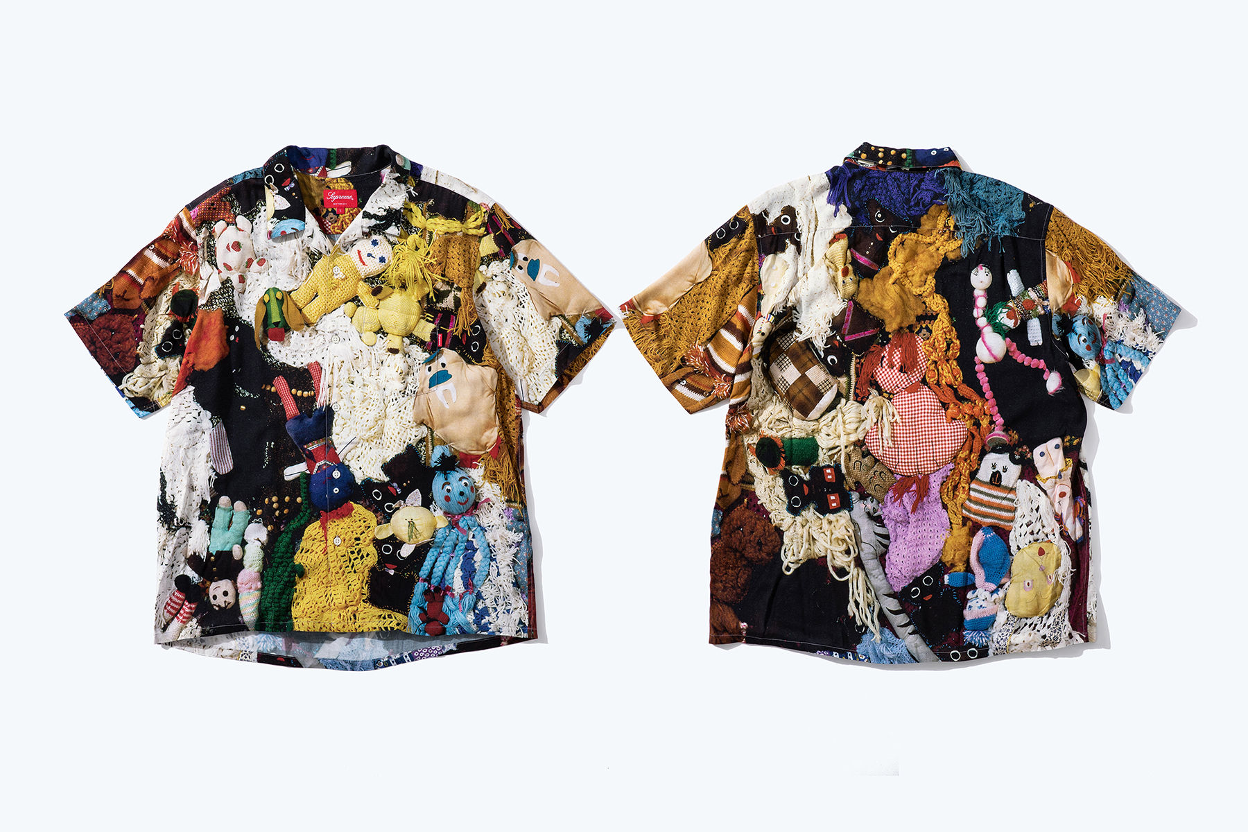 Коллекция Supreme x Майк Келли