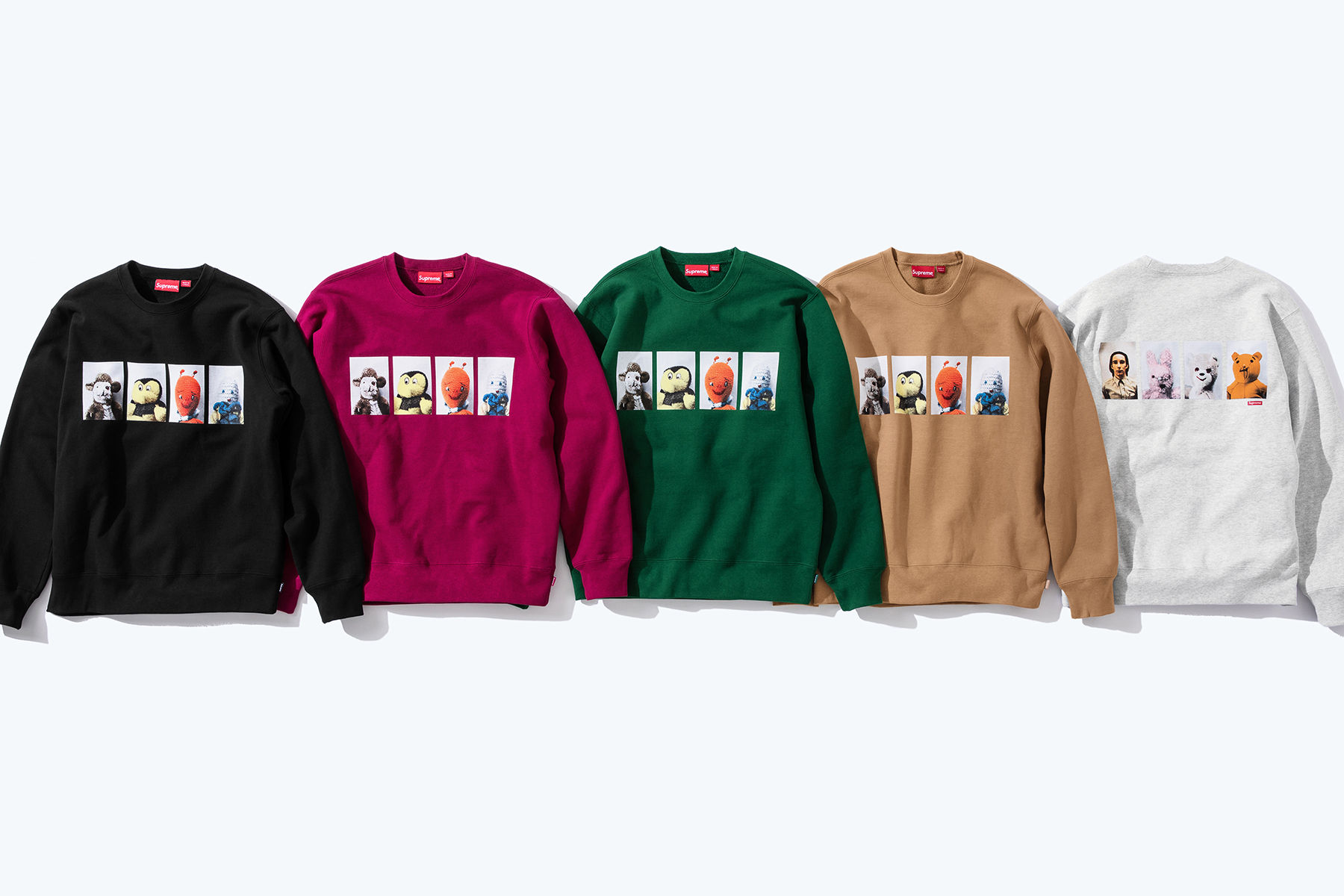Supreme x Mike Kelley Collection Longsleeve