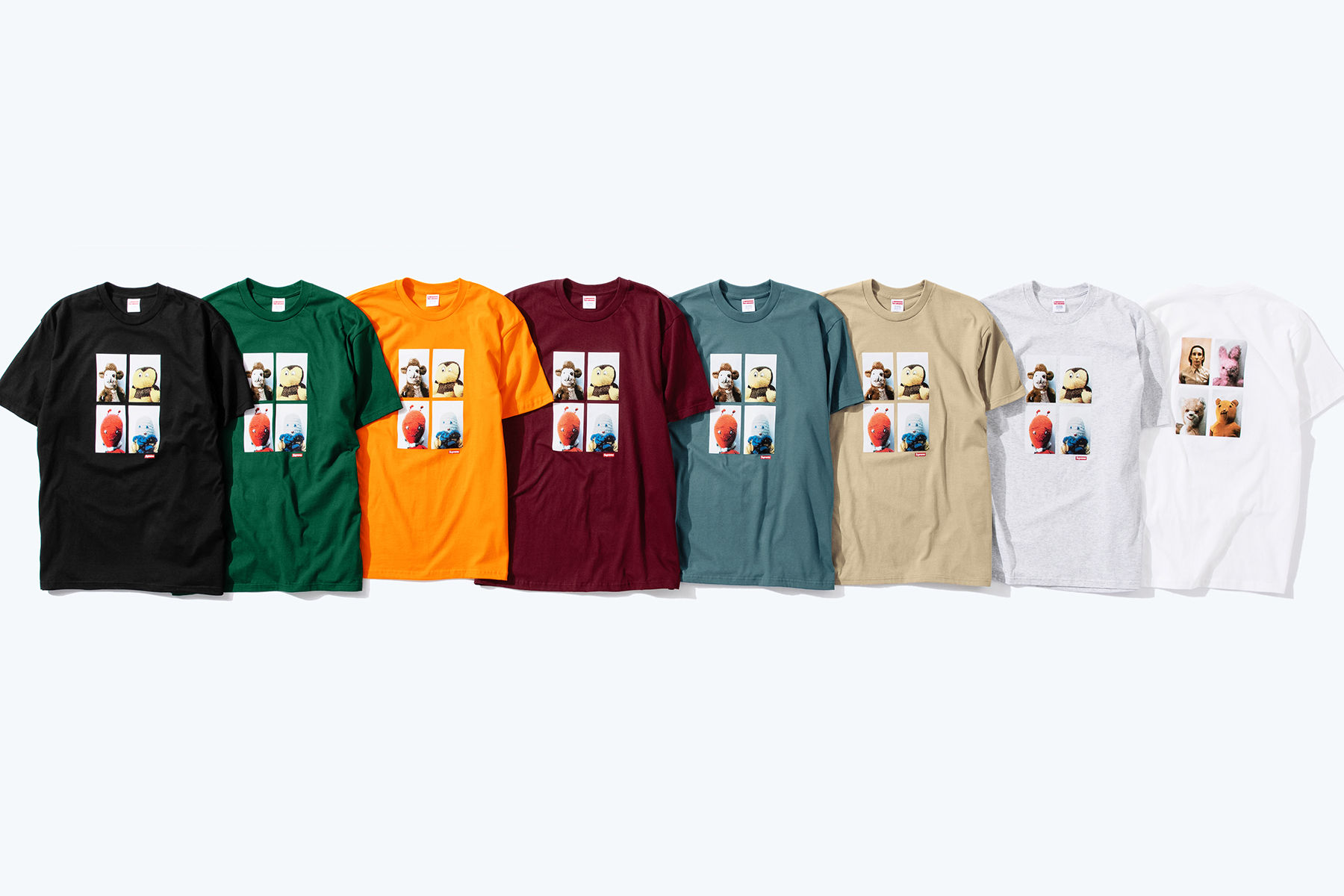 Supreme x Mike Kelley Collection Tee