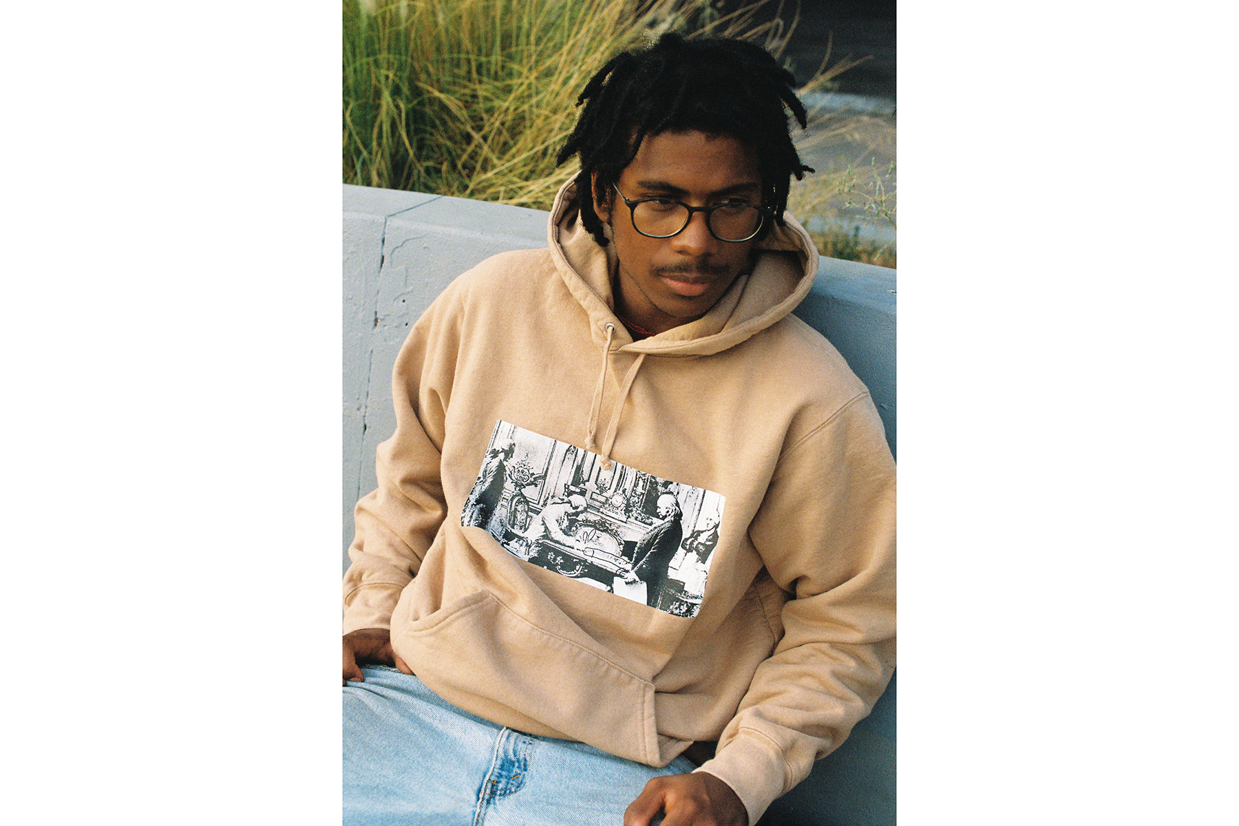 Supreme x Mike Kelley Lookbook