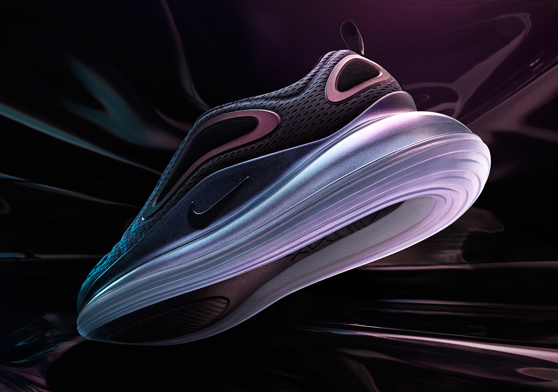Nike Air Max 720 в расцветке «Northern Lights»