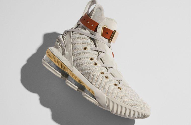 Дата релиза Nike LeBron 16 «Harlem Fashion Row»