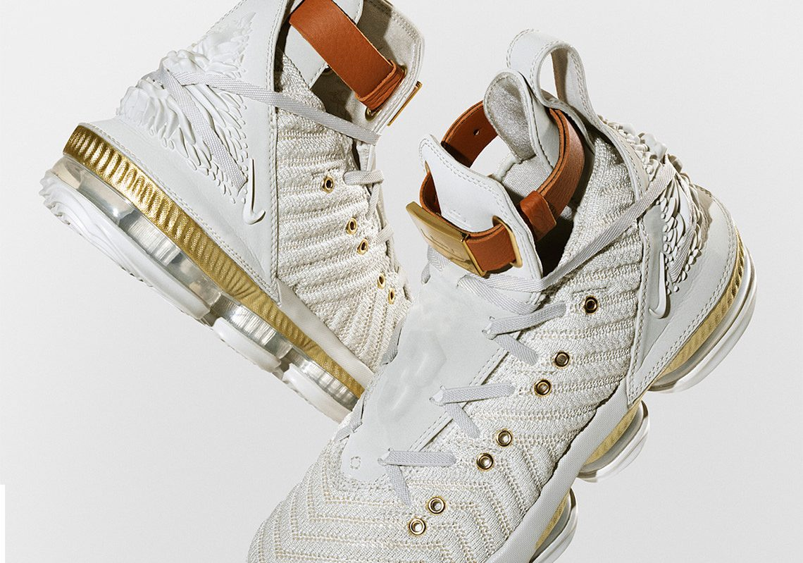 Nike LeBron 16 «Harlem Fashion Row»