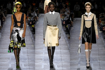 Коллекция Prada Ready-to-Wear Spring/Summer 2019
