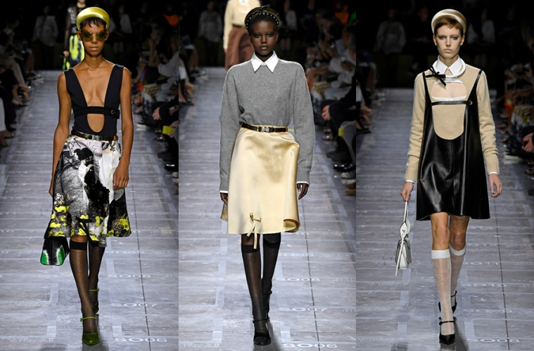 Коллекция Prada Ready-to-Wear Spring Summer 2019 87a047b0bc6