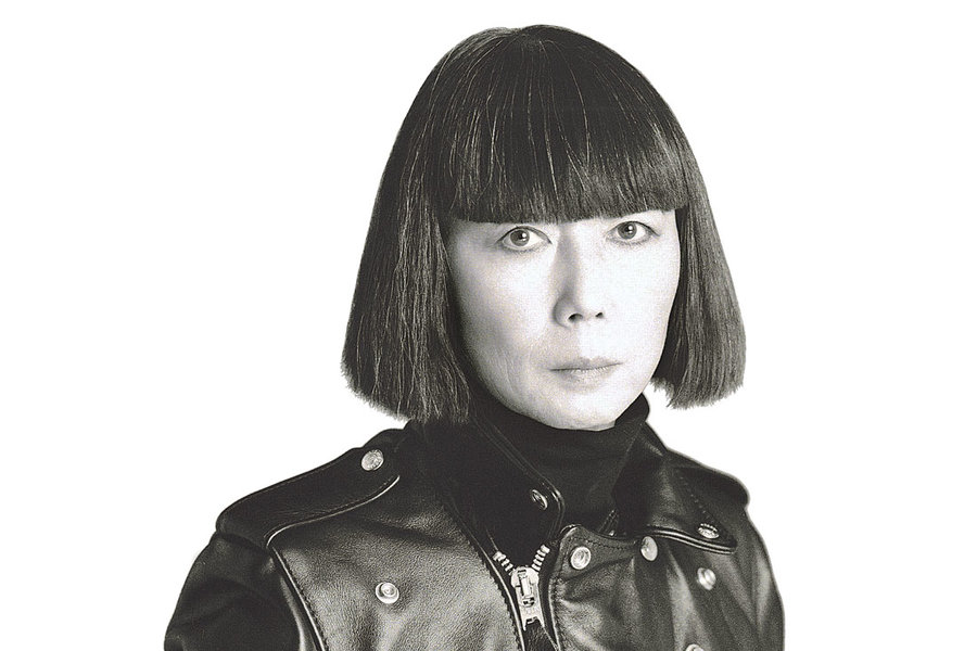 Рей Кавакубо — основательница бренда Comme des Garcons