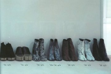 Таби - история знаменитой обуви Maison Margiela