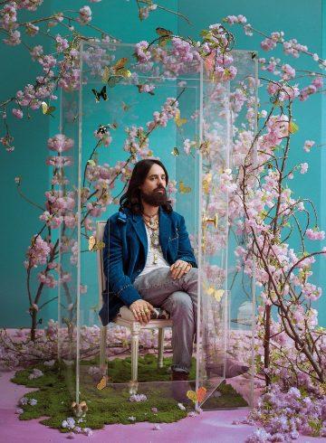 Алессандро Микеле – интервью с креативным директором Gucci