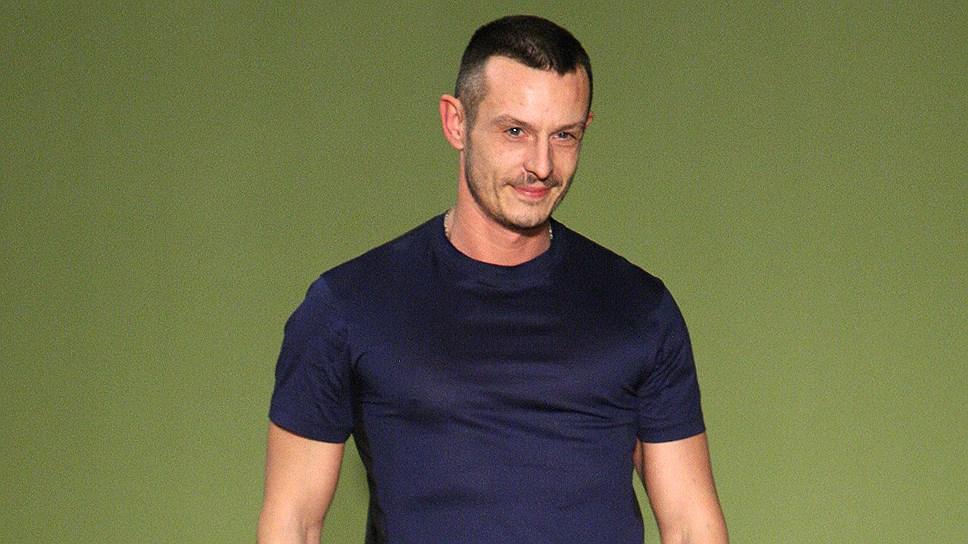 Креативный директор Джонатан Сондерс Жизнь после модных показов