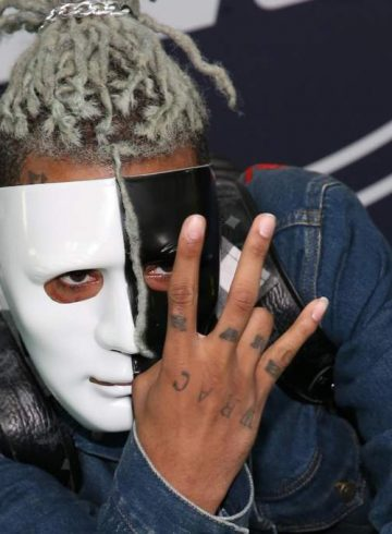 Обнаружена запись с признанием XXXTentacion в домашнем насилии