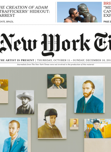 Новая газета Gucci исследует нынешнюю культуру копирования