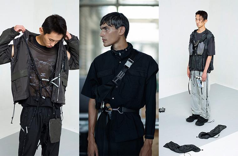 Тренды сезона Осень/Зима 2018 - Techwear