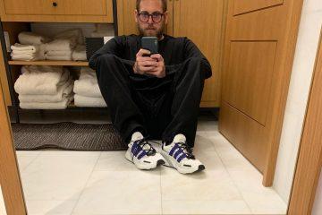 Джона Хилл намекает на коллаборацию с adidas