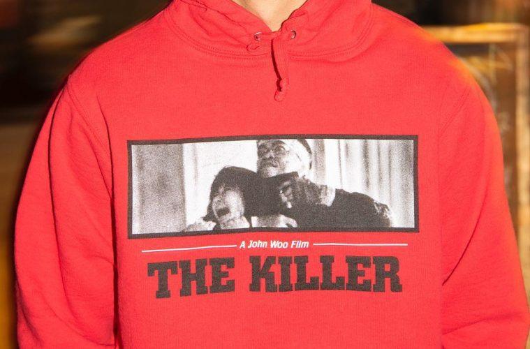 Вышел тизер коллекции Supreme x The Killer