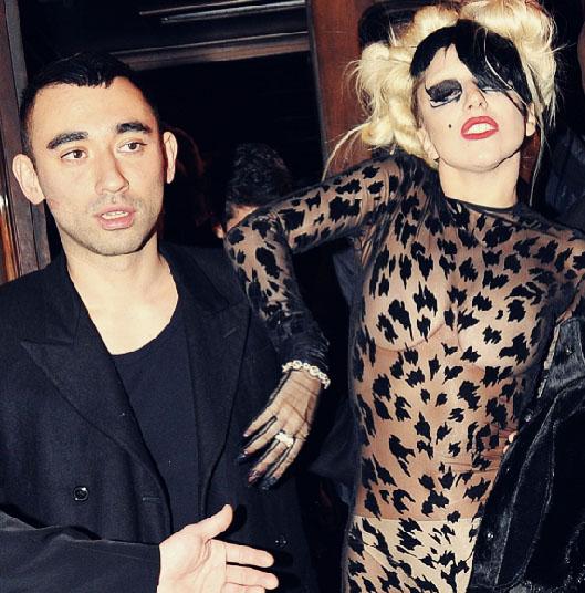 Никола Формичетти и Lady Gaga