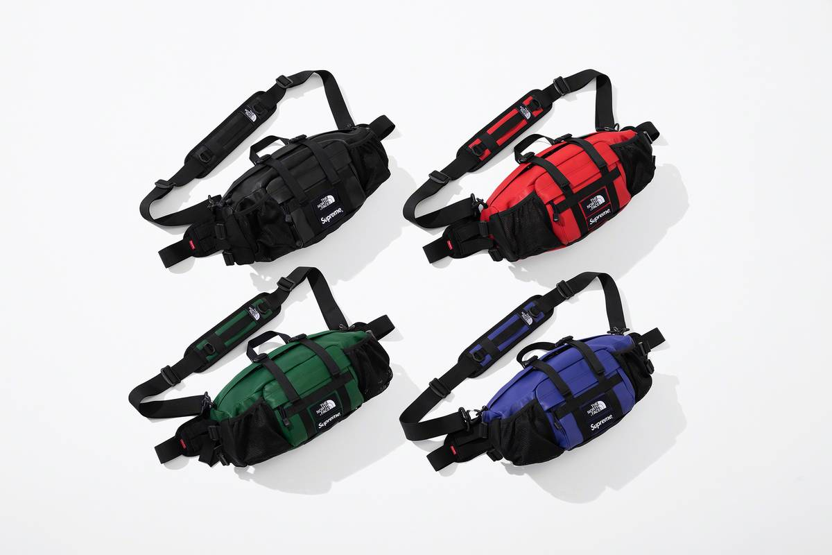 Supreme x The North Face 2018 bags