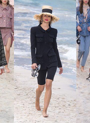 Коллекция Chanel Spring/Summer 2019 - обзор