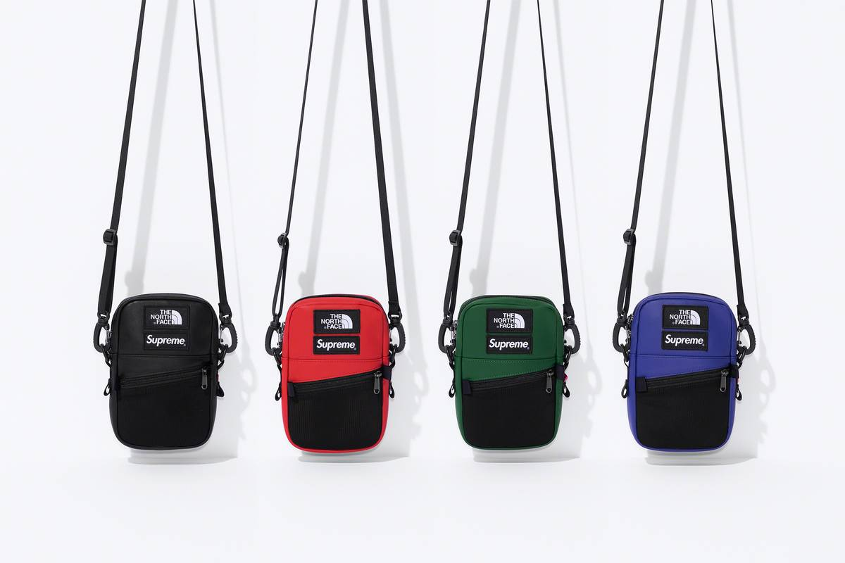 Supreme x The North Face 2018 bag