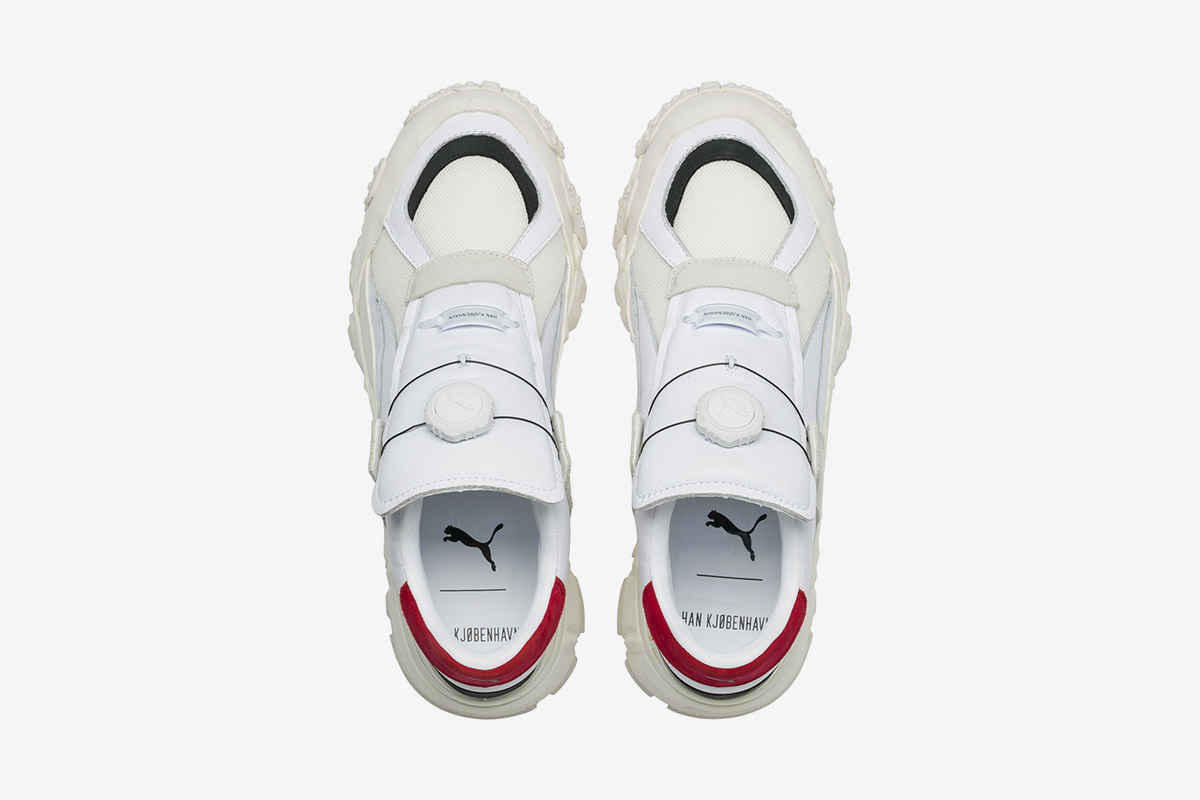 Puma x Han Kjøbenhavn Trailfox Disc AW'18 Footwear