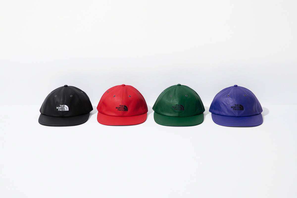 Supreme x The North Face 2018 hats