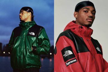 Supreme x The North Face Fall/Winter 2018