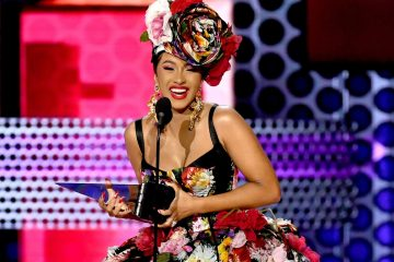American Music Awards. Лауреаты Cardi B