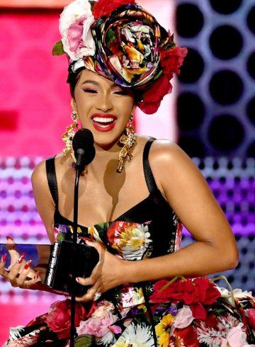 American Music Awards. Лауреаты Cardi B