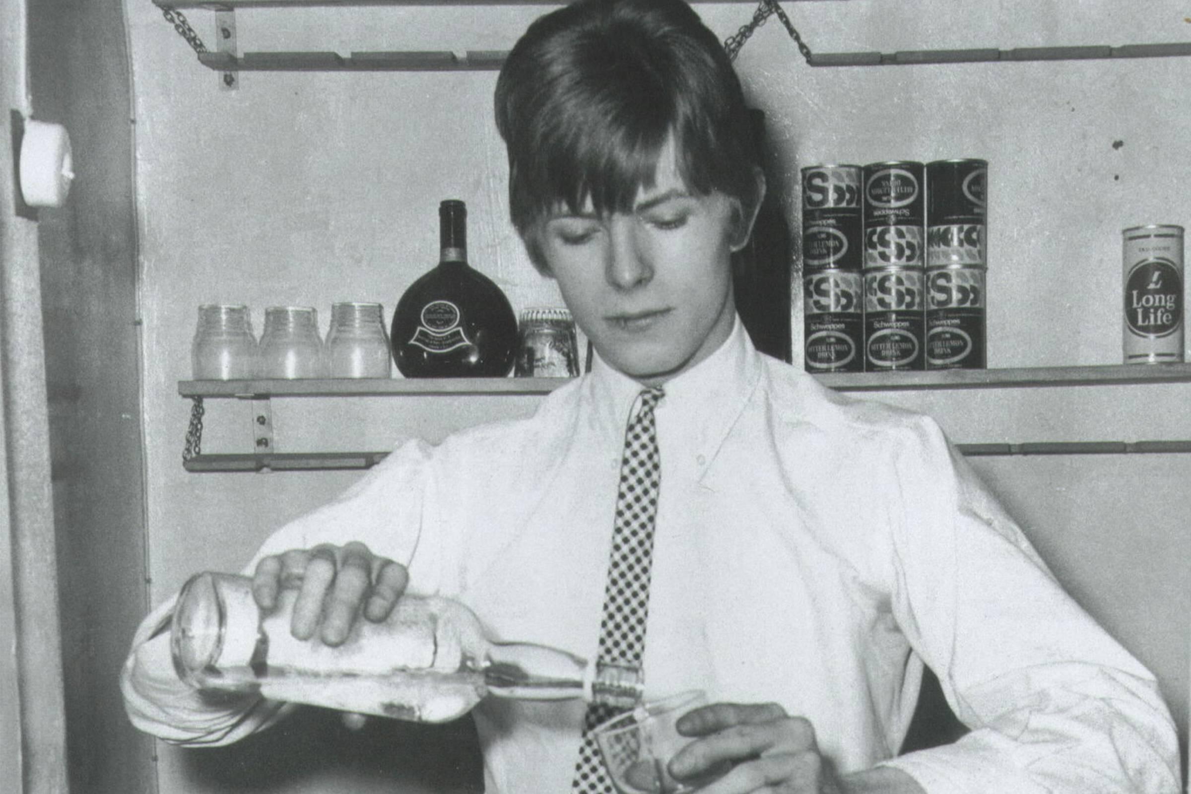 Дэвид Боуи в эпоху «модов»
