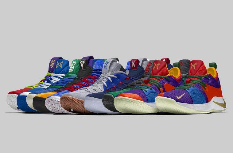 Игроки НБА начнут новый сезон в кроссовках NIKEiD с собственным дизайном