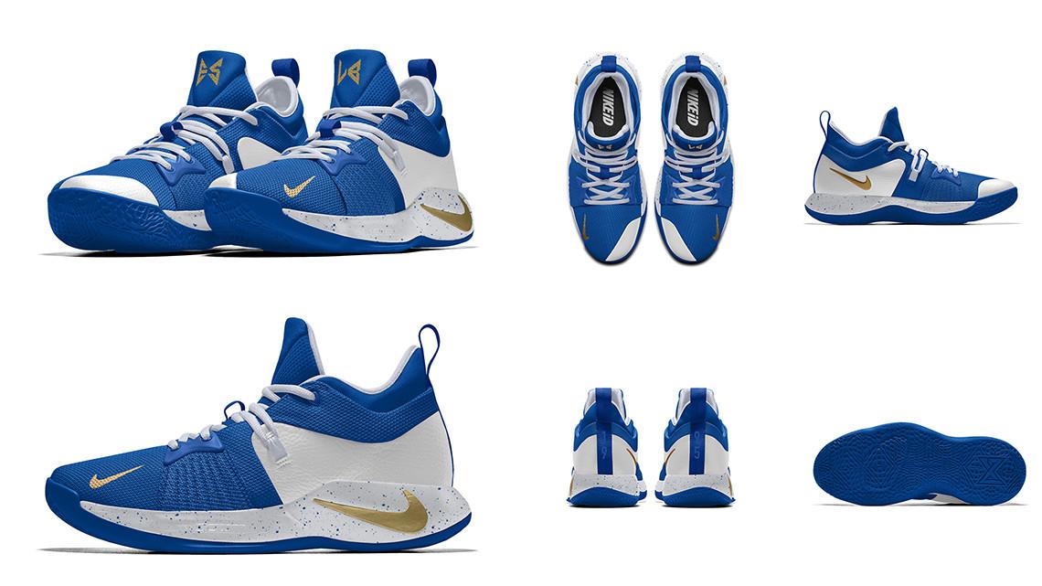 Джордан Белл Nike PG2 «Long Beach»