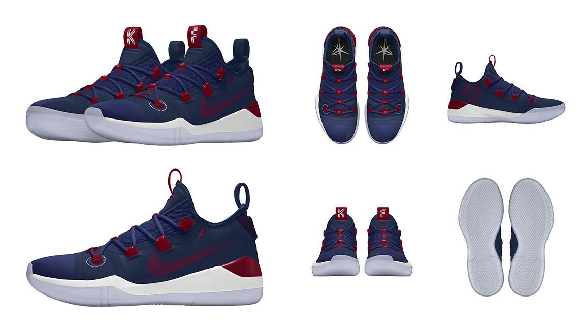 Де'Аарон Фокс Nike Kobe AD «Mars»