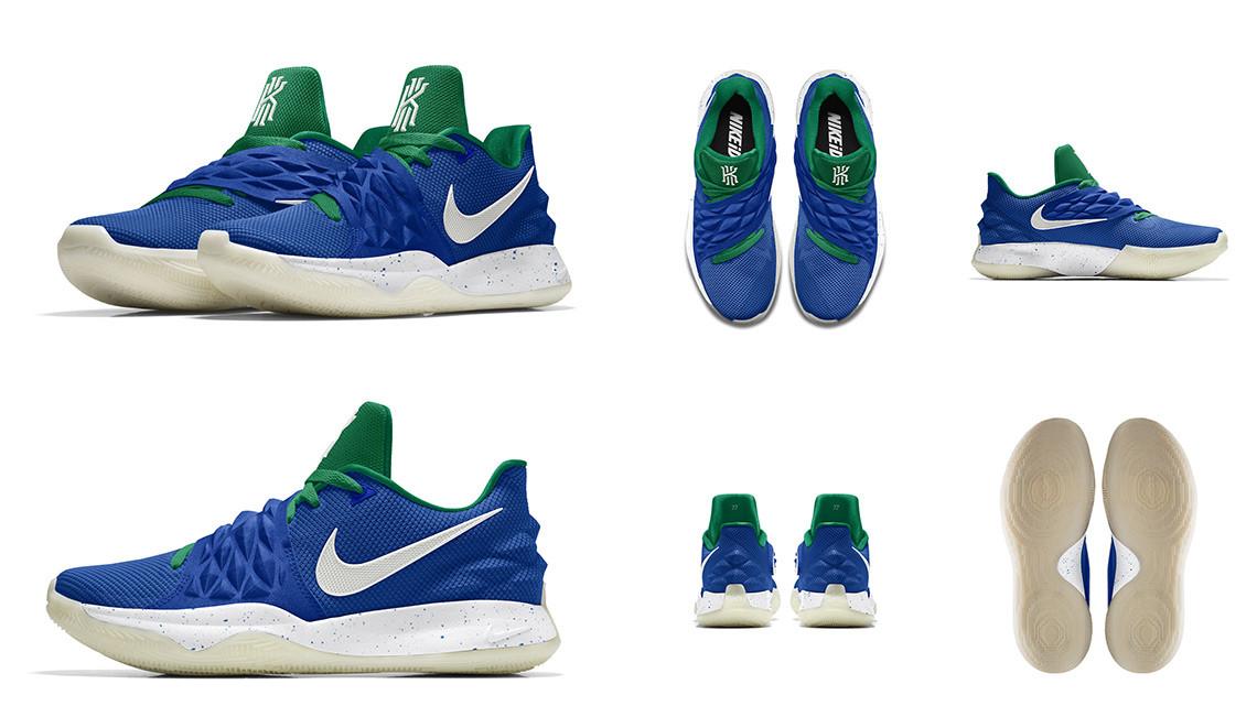 Лука Дончич Nike Kyrie Low 1 «Retro Glow»