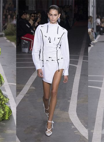 Коллекция Off-White Ready-to-Wear Spring/Summer 2019