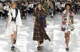 Коллекция Sacai Ready-to-Wear Spring/Summer 2019