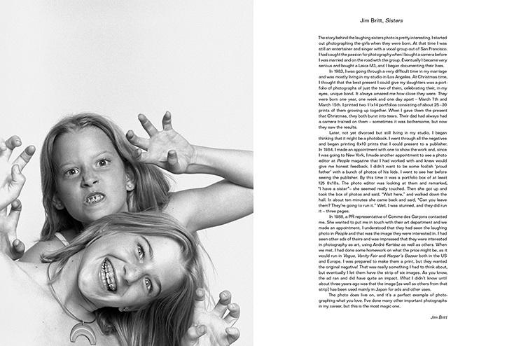 Comme des Garçons Из книги «SISTERS by Jim Britt, 1976», выпущенной Изабеллой Берли, все авторские права на изображения принадлежат Джиму Бритту