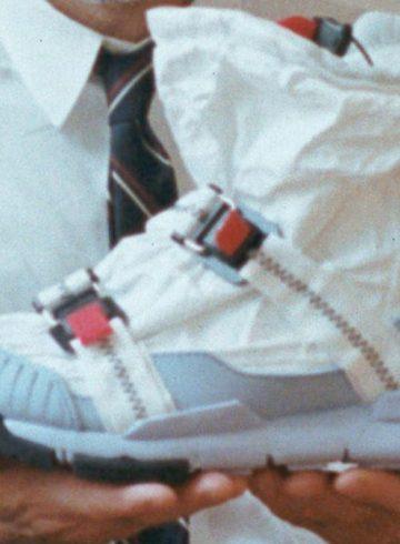 Новая коллаборация Tom Sachs x Nike Mars Yard Overshoe