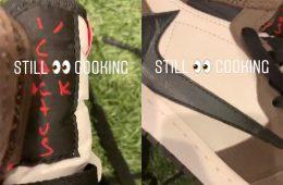 Travis Scott x Nike Air Jordan 1