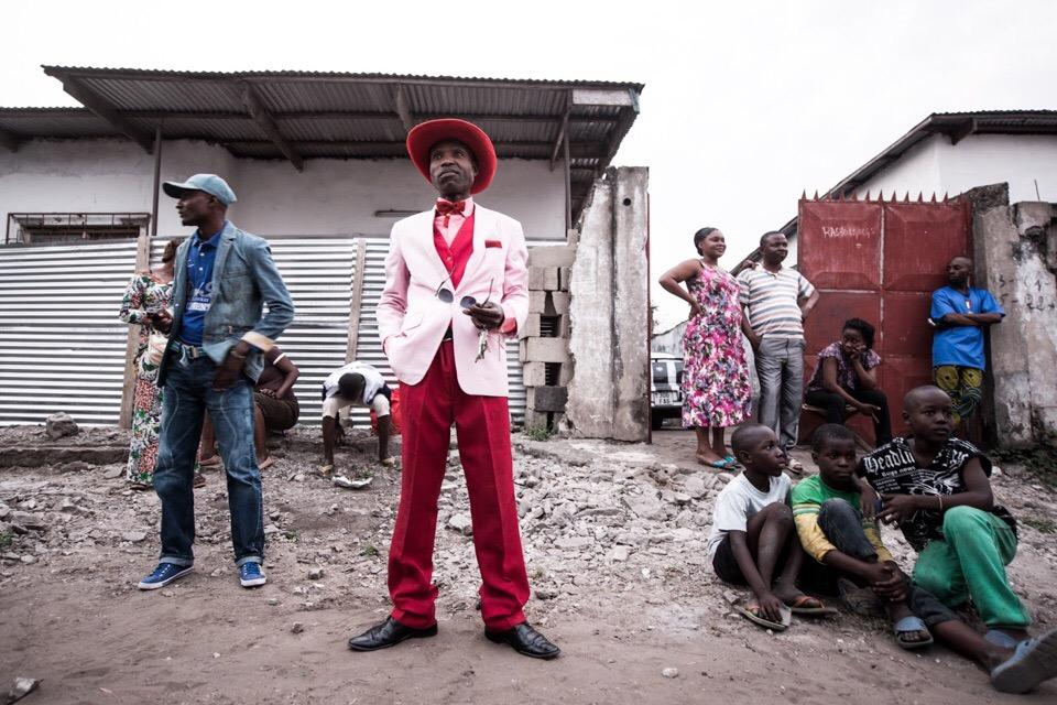 La Sape — денди из Конго или африканские стиляги
