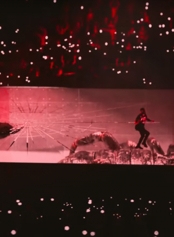 Как Гибсон Хазард стал видеографом тура Drake