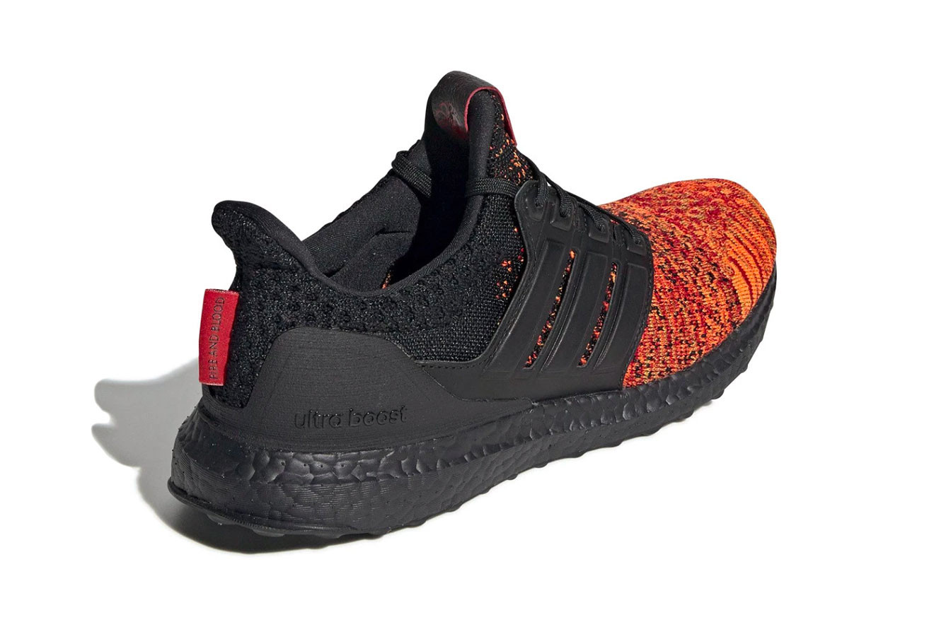 Первый взгляд на adidas UltraBOOST House Targareyn Dragons