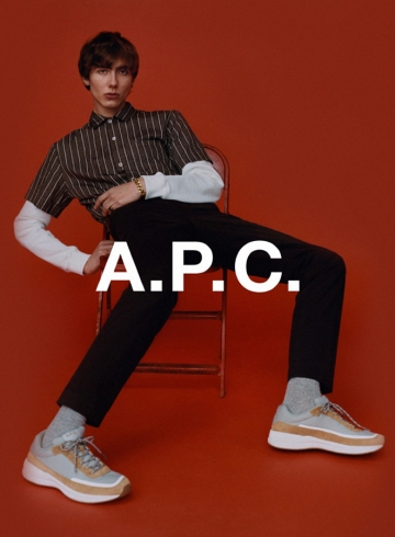 История бренда A.P.C. - Молодежный Центр