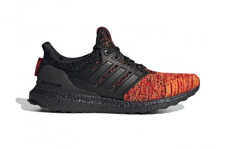Первый взгляд на adidas UltraBOOST «House Targareyn Dragons»