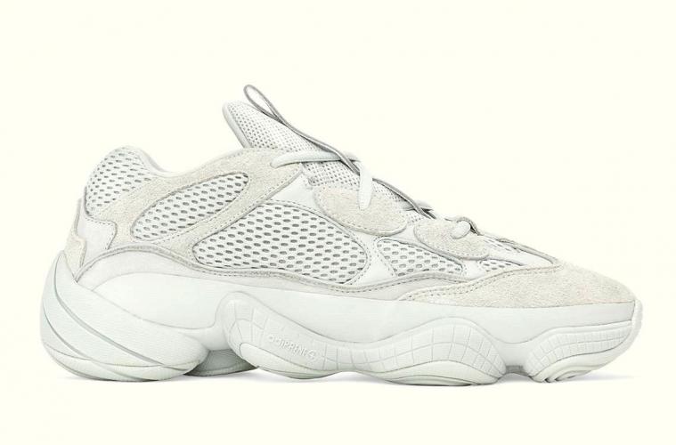 Где купить adidas Yeezy 500 «Salt»