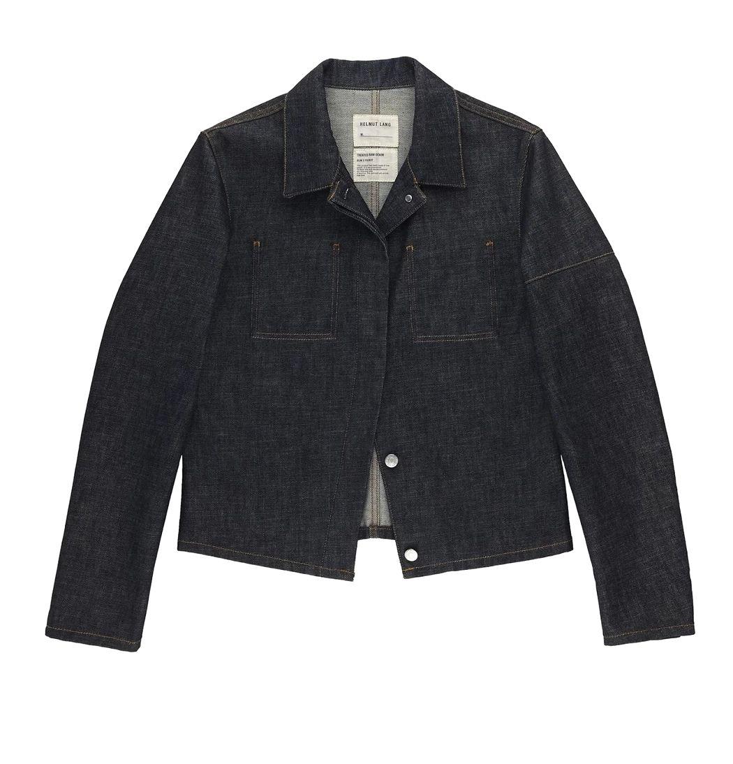 Ассиметричная деконструированная куртка Helmut Lang 2004