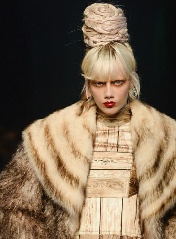 Jean Paul Gaultier отказывается от использования меха