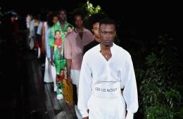 Pyer Moss стал победителем CFDA/Vogue Fashion Fund