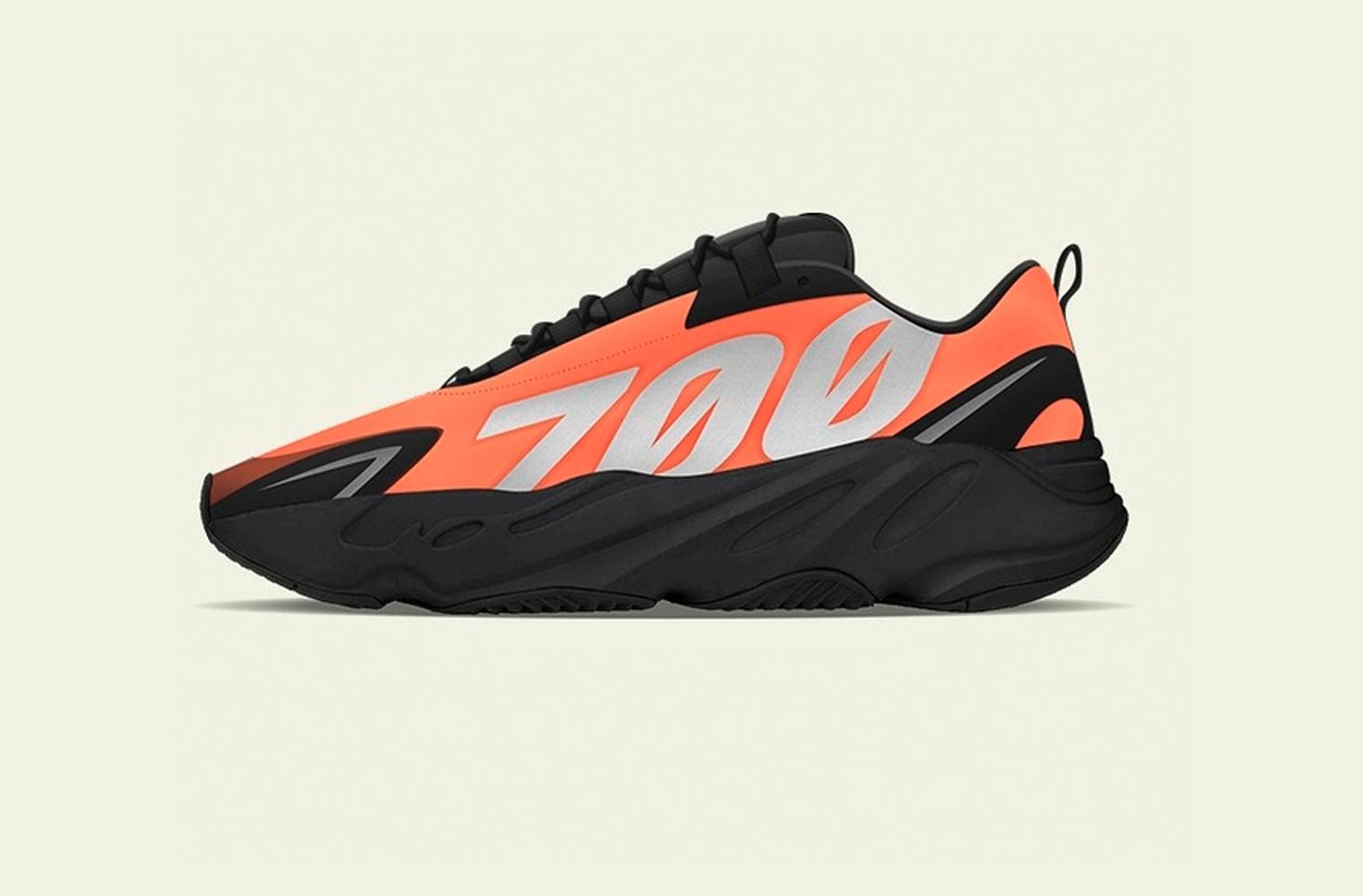 adidas Yeezy Boost 700 MNVN «Orange»