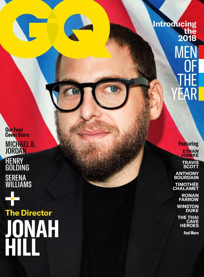 GQ Человек Года 2018 Джона Хилл